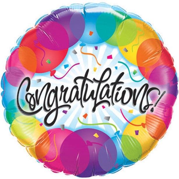 Congratulations & Celebrations Balloons