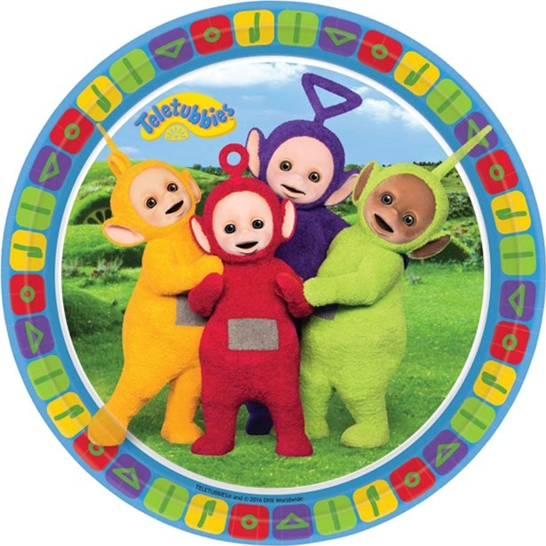 Teletubbies Party
