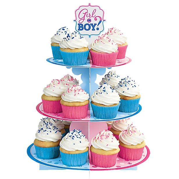 Gender Reveal Cake Accessories