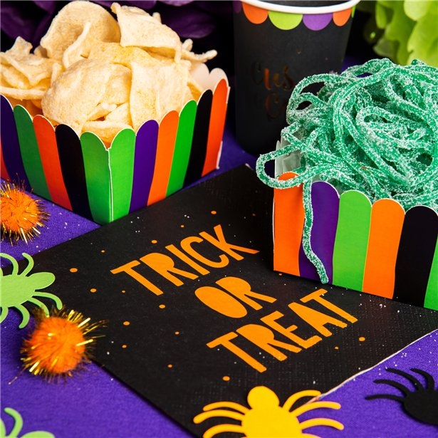 Halloween At Home Tableware