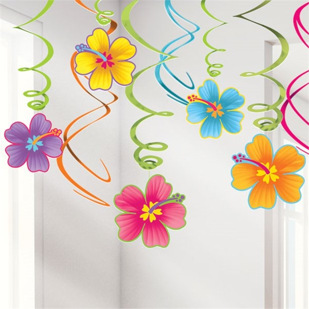 Summer Themed Party Decorations