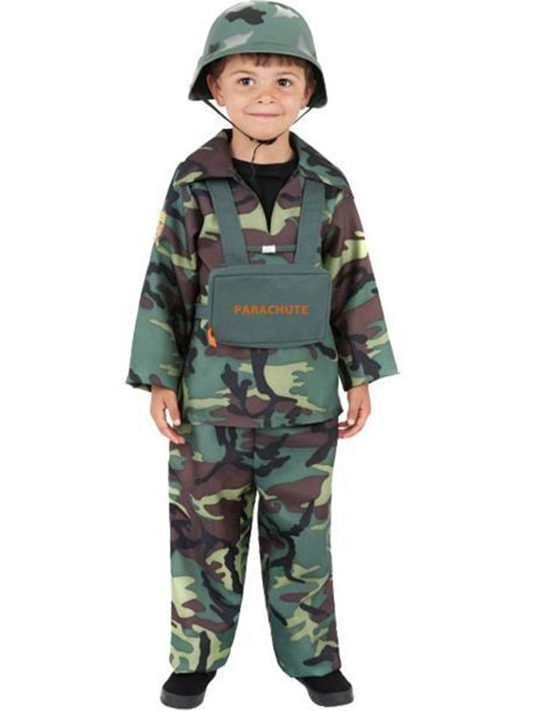 Kids Military Costumes