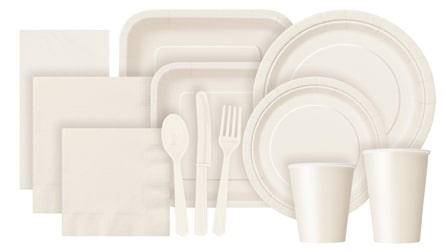 Ivory Partyware