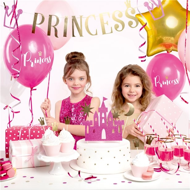 Princess Perfection Party