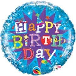 Happy Birthday General Foil Balloons