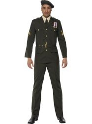 Military, Sailor & Army Costumes