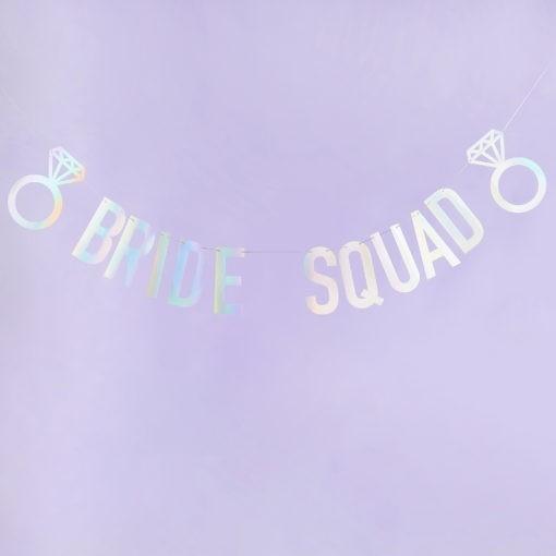 Bride Squad Hen Party