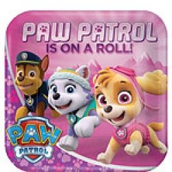 Pink Paw Patrol Party