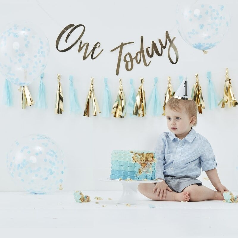 Boys 1st Birthday Decorations
