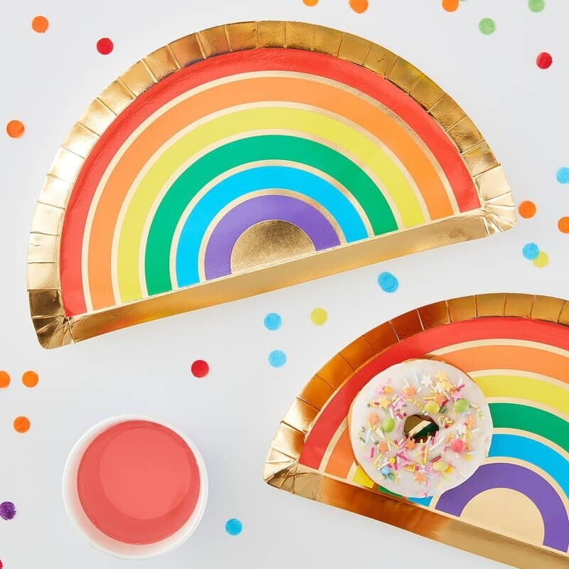 Rainbow Summer Party
