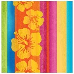 Sunset Stripes Hawaiian Summer Party